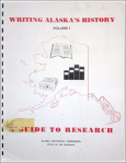 Writing Alaskas History 1